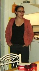 Amy Bennett in 2007