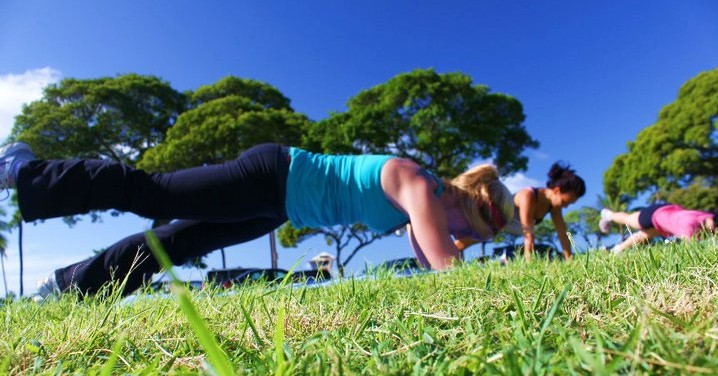 Women's Fitness Boot Camp – Honolulu