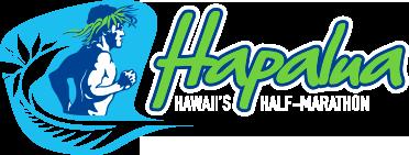 Halfway to the Hapalua Half Marathon