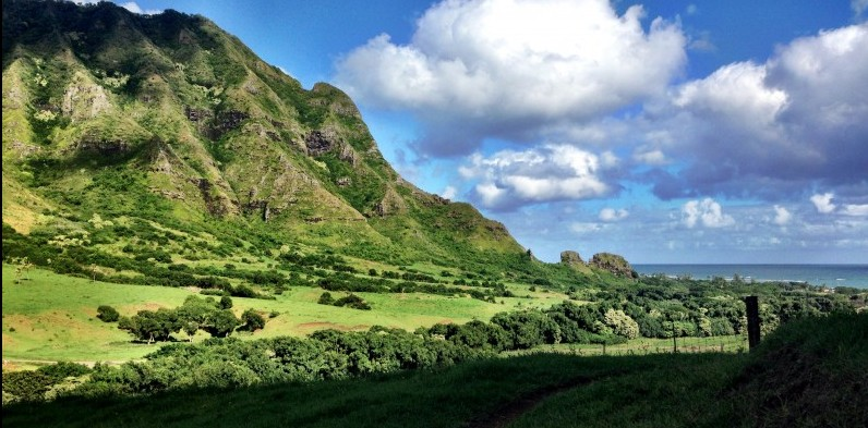 2013 Xterra Trail Run World Championship 21K at Kualoa Ranch